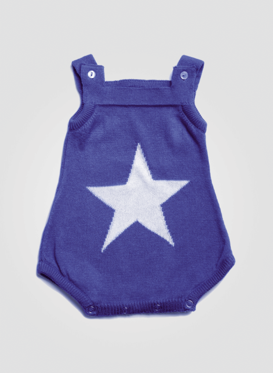 OUTLET BODY STAR N14-AZULON