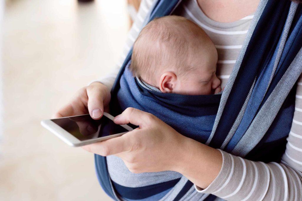 Cuidados del bebé: Apps para mamás