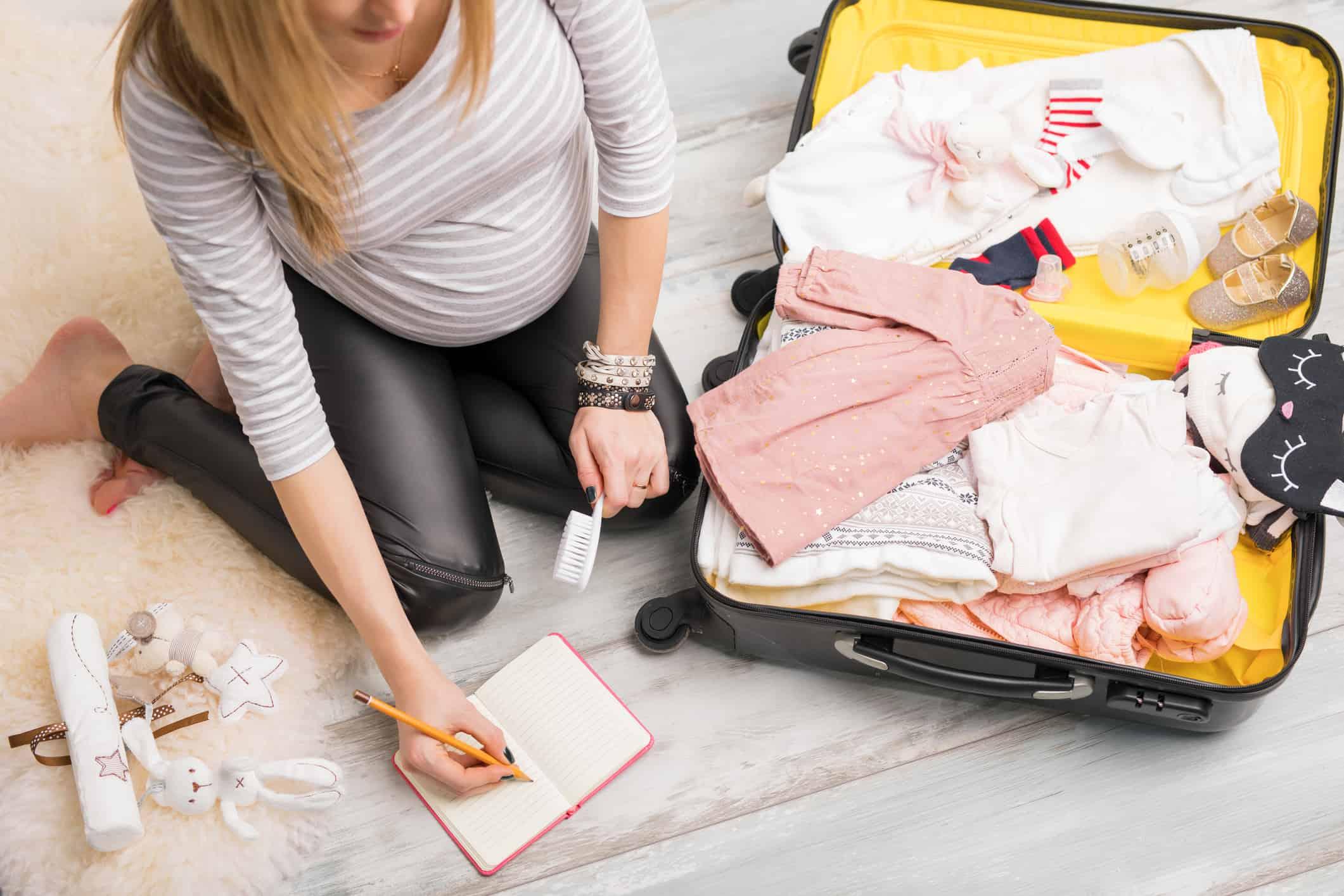 La maleta del hospital ¿Cuáles son los imprescindibles?