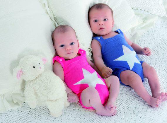 ¿Qué ropa tengo que comprarle a un bebé recién nacido en verano?