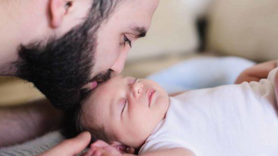 Los cinco sentidos del bebé al nacer