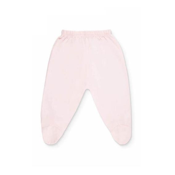 polaina algodon rosa