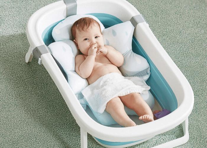 cubeta de bebe