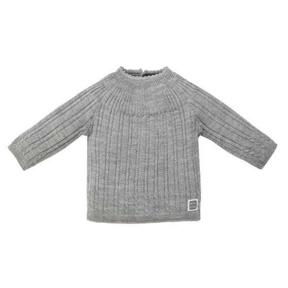 jersey ibiza gris claro