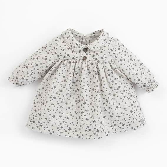 Vestido de bebé Anni