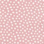 detalle respaldo silla puntitos rosa