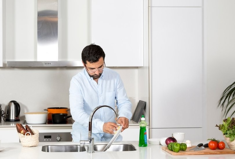 alimentos sin lavar prohibidos embarazo