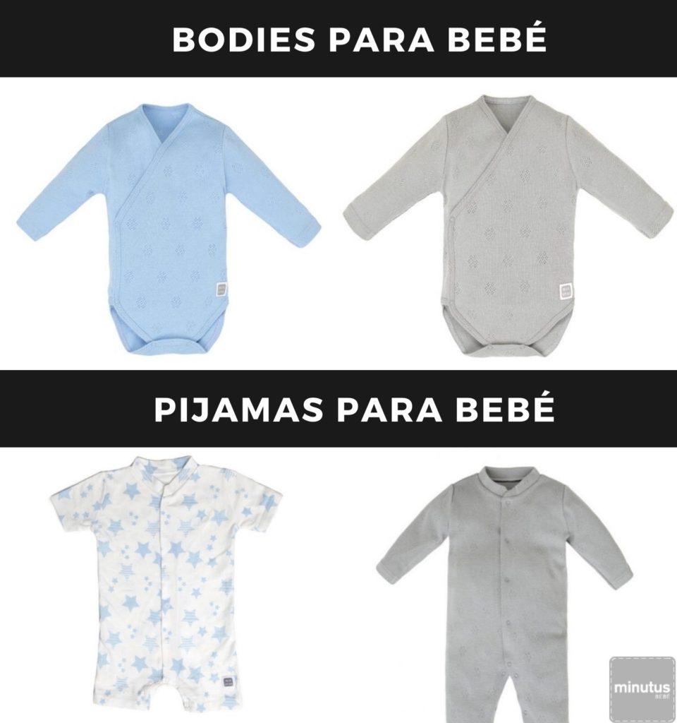 bodies y pijamas para bebe -ropa bebé clásica