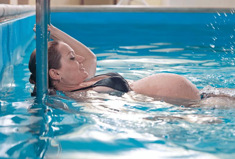 Los ejercicios que puede hacer una embarazada 2