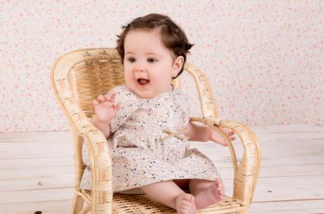 Los 6 mejores vestidos para tu bebé