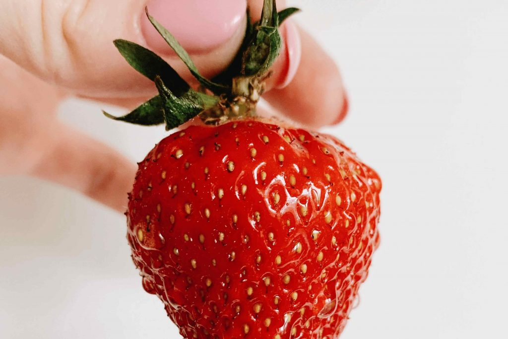 fruta en el embarazo antojo