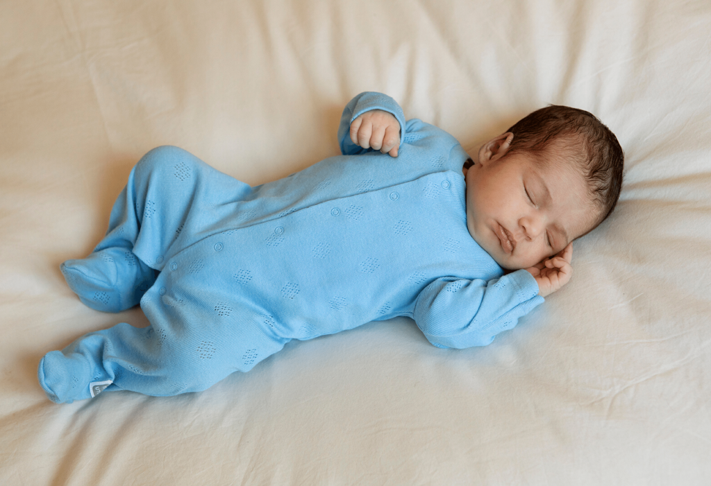 pijama recién nacido hospital