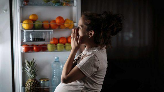 ¿Es recomendable comer picante en el embarazo?