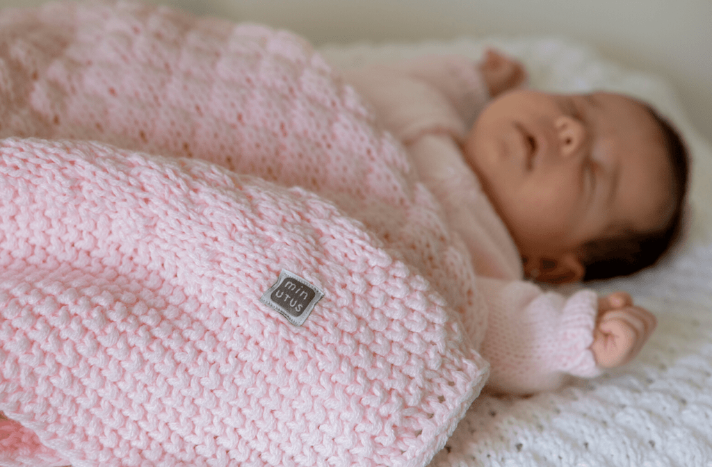 mantas para el recién nacido