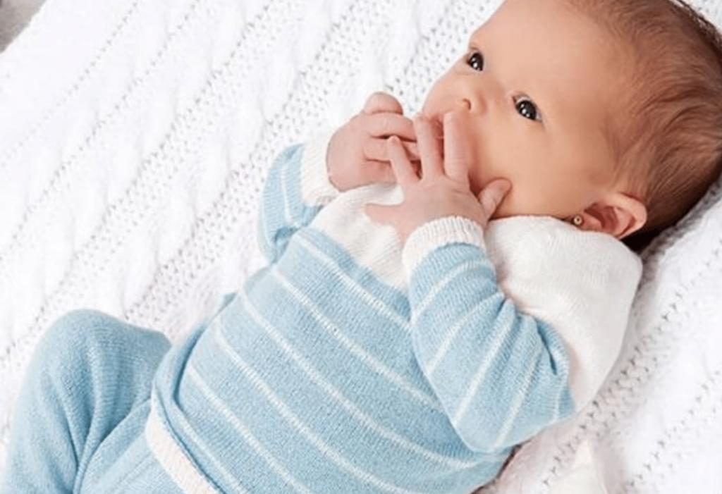 conjunto recién nacido minutus hospital