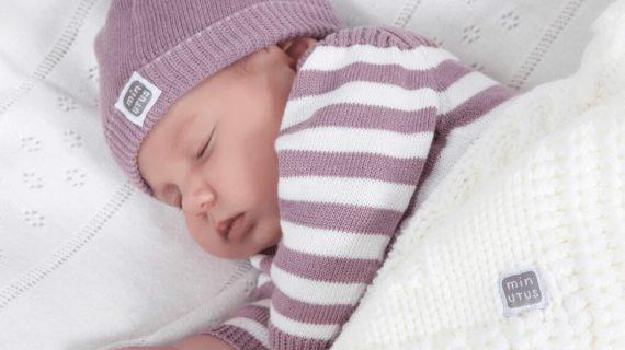 ¿Por qué son imprescindibles los gorros para bebé?