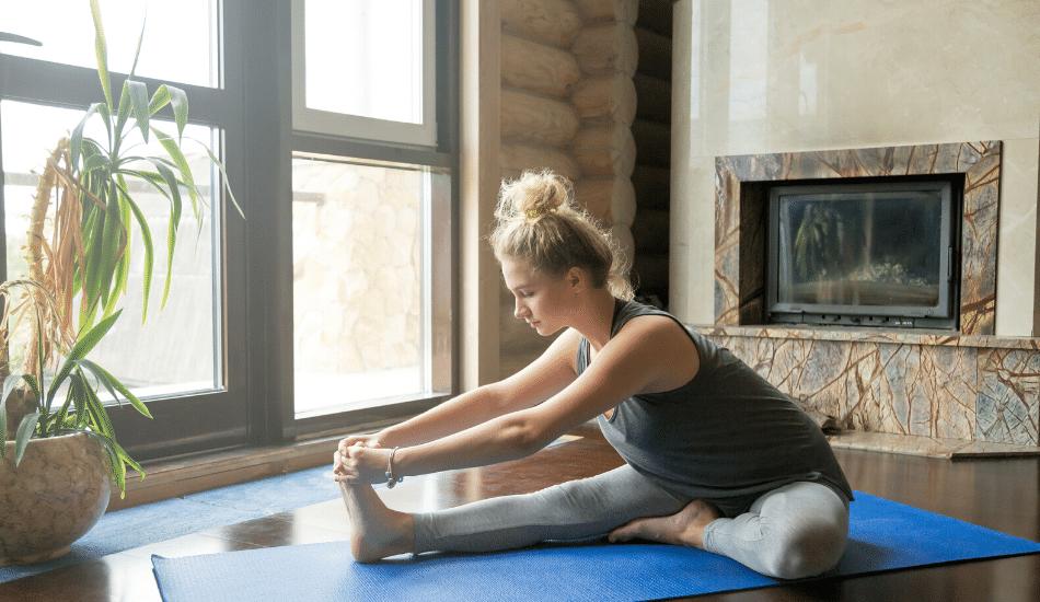 yoga en casa confinamiento