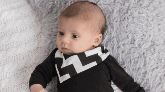 Cómo escoger el mejor babero para un bebé