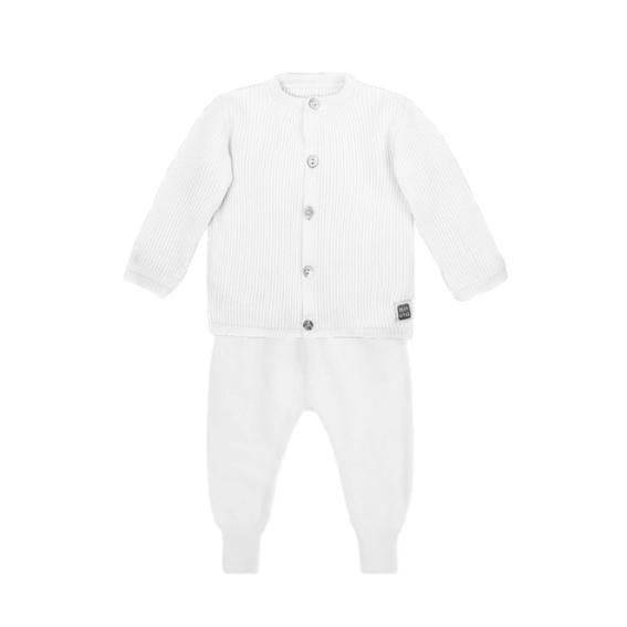 Conjunto de chaqueta para bebé en Minutus