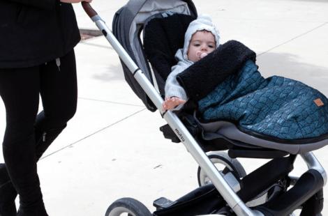 ¿Cómo elegir el saco para silla de paseo de tu bebé?
