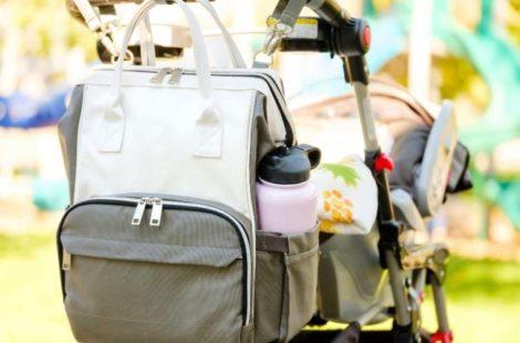 Cómo elegir el bolso de carro de bebé y qué debo llevar
