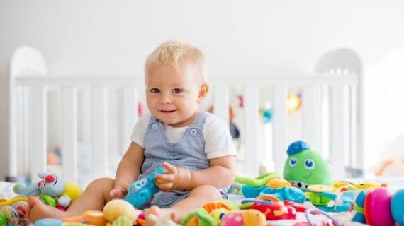 Los mejores juguetes para el desarrollo de tu recién nacido