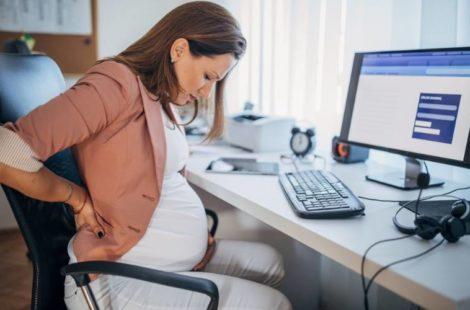 ¿Cuándo debes pedir la baja de maternidad?
