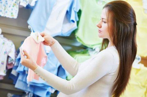 ¿Qué tengo que comprar durante el embarazo?
