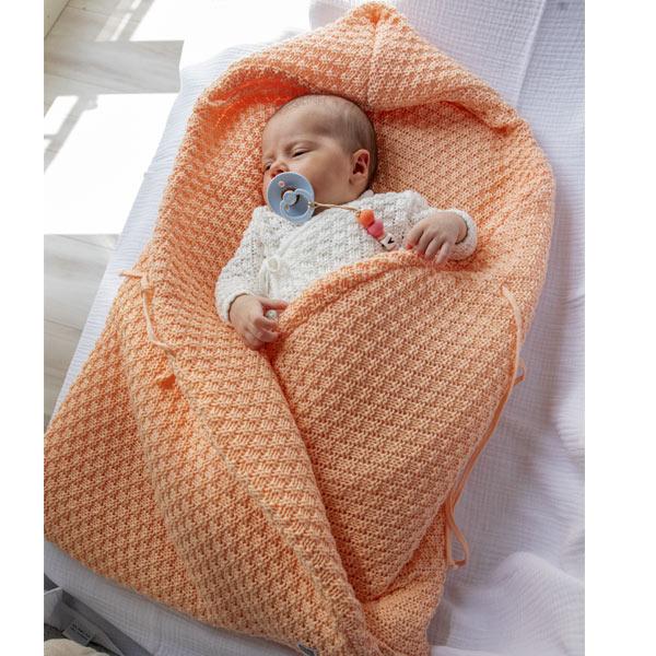 Ventajas de usar sacos de un bebé para verano 0