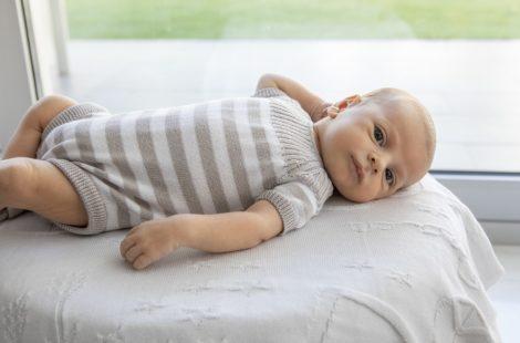 ¿Cómo combinar los peleles de tu bebé en verano?