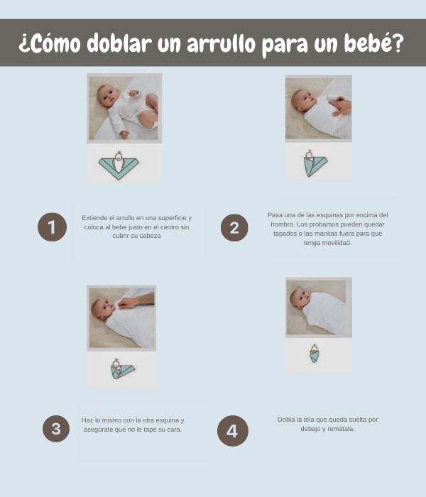 como arrullar a un bebé recien nacido