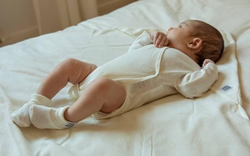 El mejor pijama de bebé verano