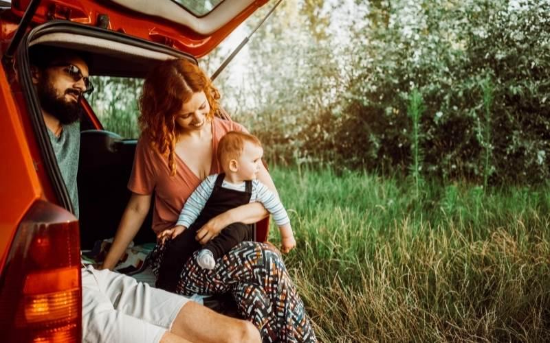 Viajar con bebés: recomendaciones y consejos
