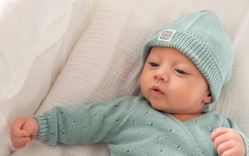 5 conjuntos de ropa para bebé moderna